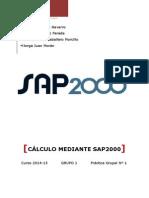 Practica en Grupo 1 SAP 2000