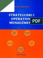 Strategijski i Operativni Menadžment Jovan Todorović