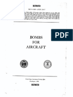 TM 1980, Bombs for Aircraft