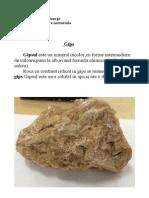 Gips Geologie