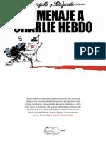 Revista Orgullo y Satisfacción Homenaje a Charlie Hebdo