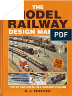 Model Railway Design Manual