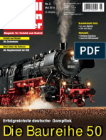 Modelleisenbahner 2014-05