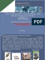 Sistemas Elétricos Marítimos - Ele 75 - Aulas 09 e 12