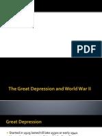 Recession & War