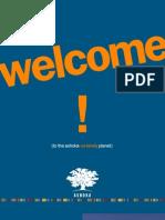 Ashoka Fellow Welcome Packet