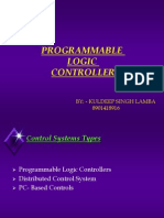 Presentation on Programming Logic Controller
