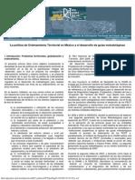 RET- Revista Electrónica Territorial- IITEJ-Edición 7