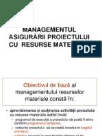 Cap 10 Managementul Resurselor Materiale