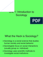 unit 1 introduction to sociology 1
