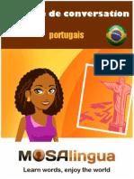 Guide de Conversation en Portugais