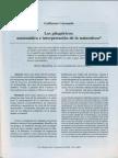 Coronado - Los pitagóricos-Matemática e interpretación de la naturaleza.pdf
