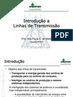 LT_Aula01_Introdução a Linhas de Transmissão