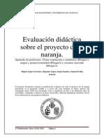 evaluacin