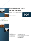 Room for the River report