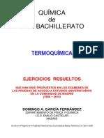 Termoquímica - Acceso a La Universidad
