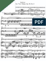 beethoven violin sonata 7