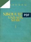 Nikola Tesla Und Sein Werk - Dipl.ing Slavko Boksan(1)