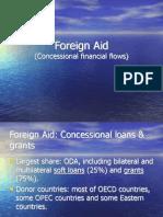 Foreign Aid - Economics