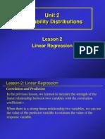 Regression Notes