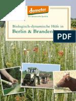 Biologisch Dynamische Hoefe in Berlin Brandenburg