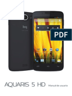 Manual Aquaris5HD