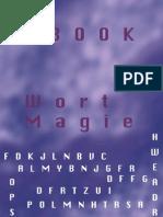 Magie der Worte - Sigillen