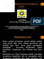Asuhan Persalinan Normal (APN) Fix