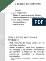 TEMA 5. Redes Asociativas