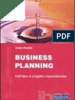 """Riassunto """"Business Planning. Dall'idea al progetto imprenditoriale"""""""