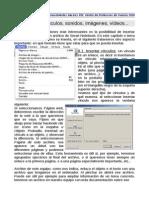 8.Notebook. Insertar Vinculos Sonidos Imagenes Videos...