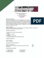 Politicas de Tecnologia Farmaceutica Agosto 2012