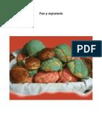 Recetario de Panadería y Repostería