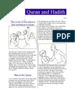 Shia in Quran and Hadith Final