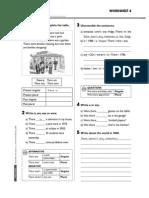Worksheets 2 4
