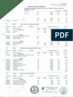 Analisis de Costos Unitarios Seguridad y Salud