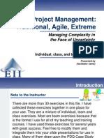 EPM7e Case Study Exercises