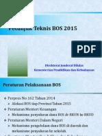Informasi BOS 2015 Versi Lengkap