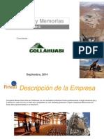 Conociendo Collahuasi 2014