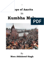 Drops of Amrit in Kumbha Mela