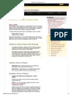 Satisfactory Academic Progress Policy, UCF