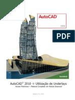 AutoCAD 2010 - Utilização dos Underlays