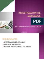Clase Investigacion de Mercados