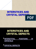 Crystal Defect