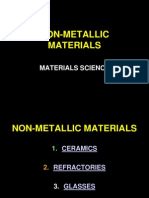 non metallic particles