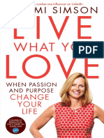 Live What You Love by Naomi Simson - Chapter Sampler