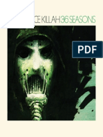 Digital Booklet - 36 Seasons