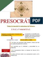 Presocraticos