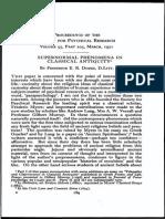 Supernormal Phenomena in Classical Antiquity