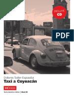 Dolores Soler-Espiauba - Taxi a Coyoacán